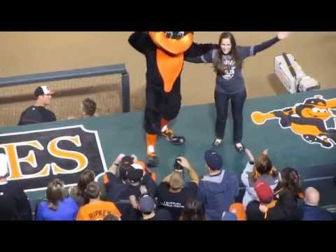 Baltimore Orioles Seventh Inning Stretch