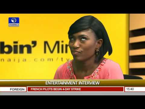 Rubbin Minds: I'm Very Proud With The Progress In Nollywood -- Ufuoma McDermott Pt. 1