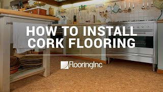 Cork Flooring Installation Made Easy