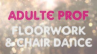 Prof • Floorwork & Chair Dance • Aerial Combo Challenge • Printemps 2021