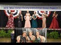2019  Miss Clinton County and 4 H Fair Queen Pageant in 4K