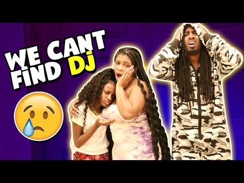 DJ Ran Away We Can't Find Him