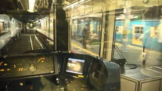 關空快速與紀州路快速列車分離@日根野站