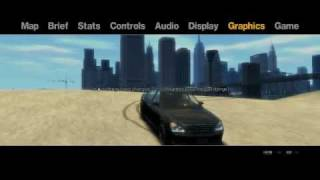 GTA IV - PC - Nvidia 525M Graphics with RealizmIV at Med/High Settings