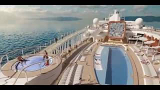 Cruise ship tour - Celebrity Edge