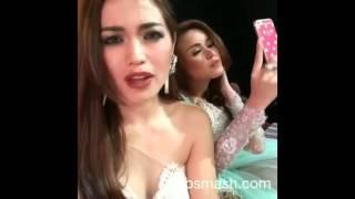 Video Dubsmash Kocak Jessica Iskandar, Ayu Tingting, Denny Cagur dan Chand kelvin