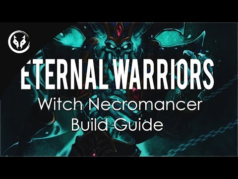 "Path Of Exile 3.5 - Summon Skeletons ""Eternal Warriors"" Witch Necromancer Build Guide & Tips"