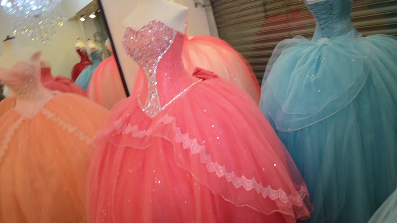 Cómo Elegir El Vestido De Xv Años