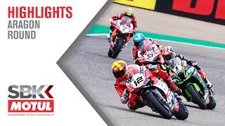 #AragonWorldSBK - Day 1 Highlights