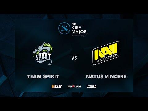 Профиль команды Natus Vincere G2A по Dota2, состав игроков