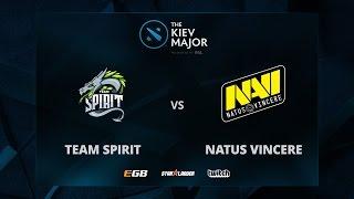 Team Spirit vs Na