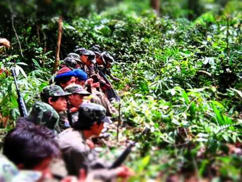 Karen National Liberation Army-Training For Freedom