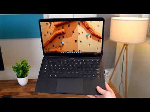 Google Pixelbook Go Review!