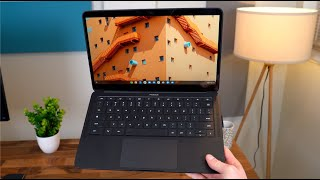Google Pixelbook Go Review!