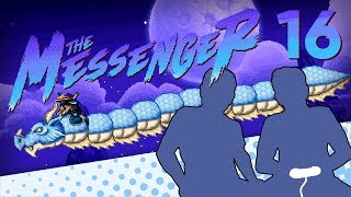 The Messenger - PART 16 - A HELL OF A TWIST! - Let's Game It Out (Underworld)