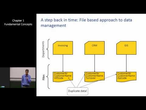 Introduction to Database Management Systems 1: Fundamental C