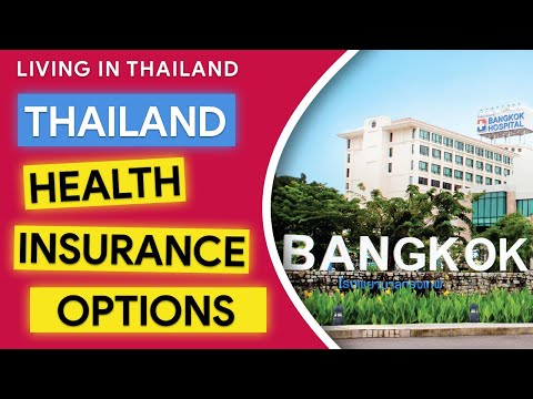 Thailand Health Insurance Including a FREE Contact for you to Use