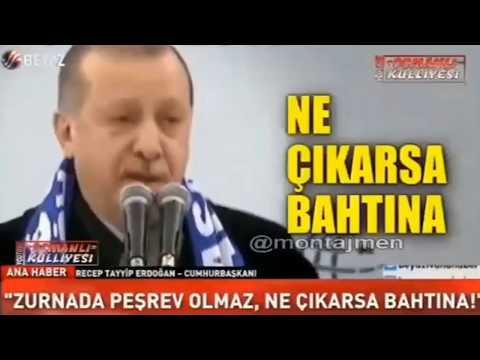 RECEP TAYYİP ERDOĞAN - AKLIM GİDER AKLINA ft.CAN YÜCE