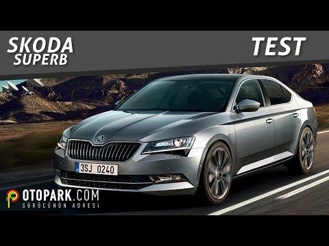 TEST   Skoda Superb [English Subtitled]