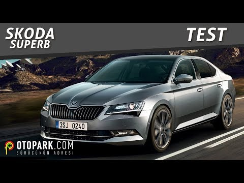 TEST | Skoda Superb [English Subtitled]