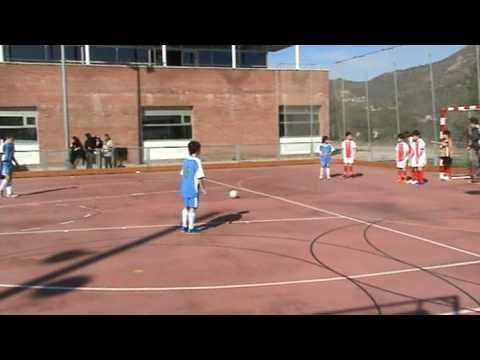 Quinto gol de Marfil a Teià Eric Pérez