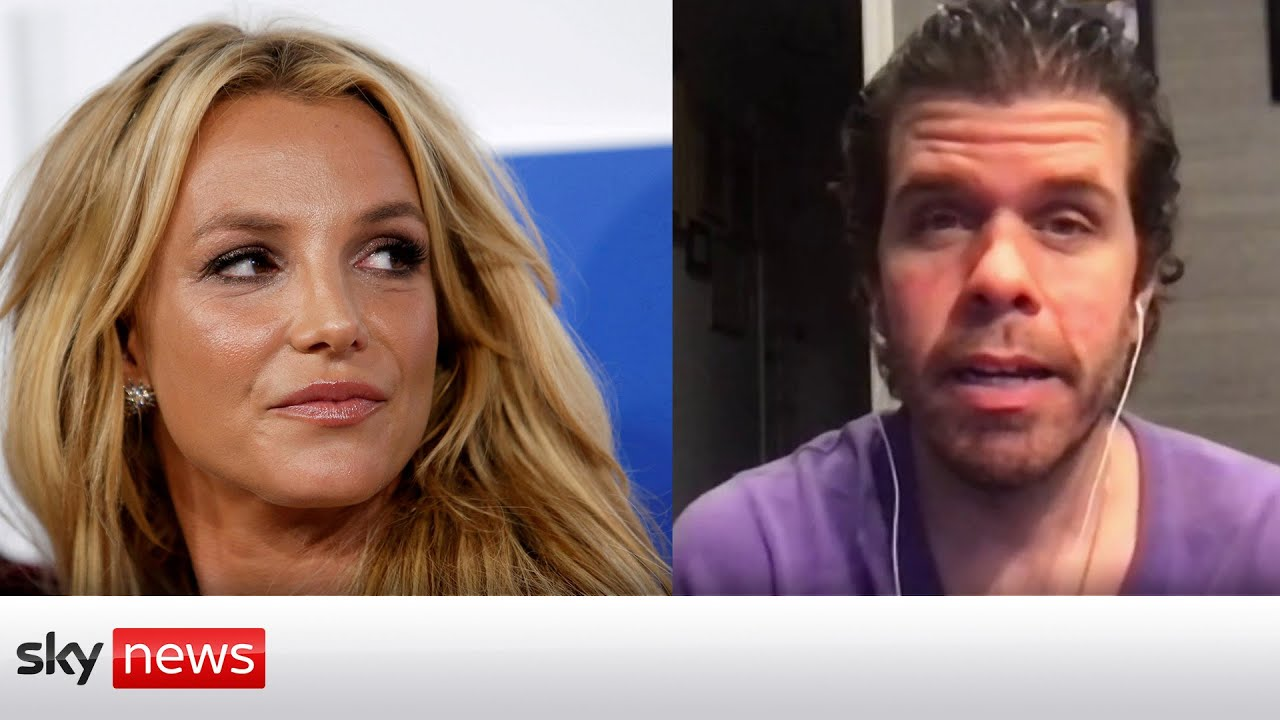 """Perez Hilton on Britney Spears: """"I didn't lead with empathy"""""""