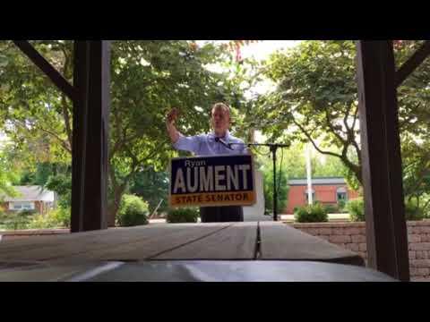 Aument For Senate 2018 Campaign Kick-Off