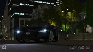 GTA IV - Xenon HID Headlight v2