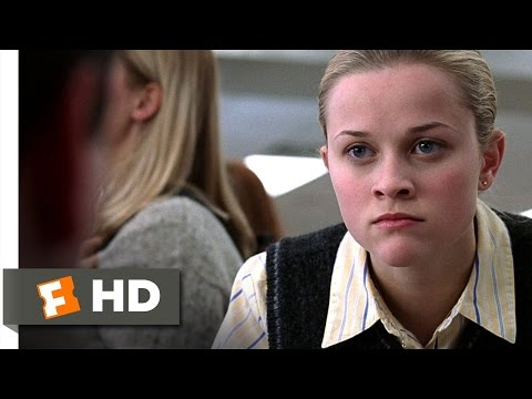 Election (2/9) Movie CLIP - Tracy Flick Isn't Upset (1999) HD