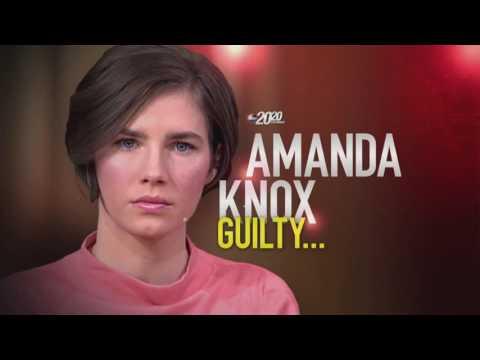 Dateline April 2017 Amanda Knox Guilty Again