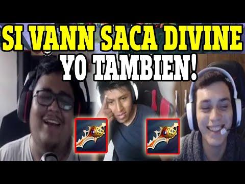 DUELO DE TITANES!!| SMASH MATTHEW Y VANN SE ENFRENTAN EN UNA PARTIDAZA!!| FULL DIVINE! DOTA 2