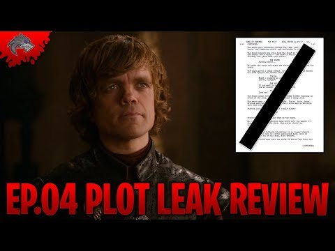 Game of Thrones Season 8 Ep.4 Plot Leak Review? MIND BLOWING INFORMATION MUST WATCH | Lycan Studios