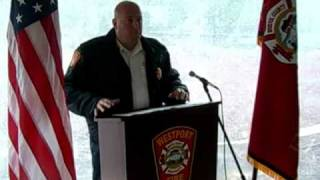 Westport Fire Station Groundbreaking