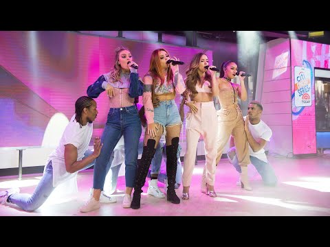 Little Mix - Touch (Live at Today Show 2017) HD