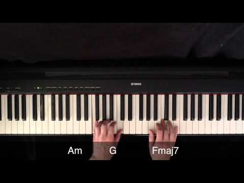 The Desert Song (Am/C)- Piano Worship Tutorial, AKA I Will Bring Praise