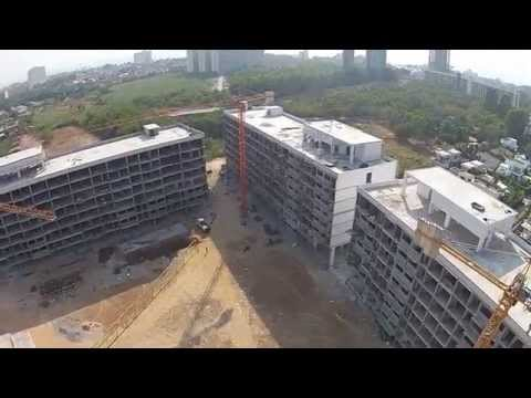 Aerial Video Update - January 2015 - Laguna Beach Resort 3: The Maldives by Heights Holdings