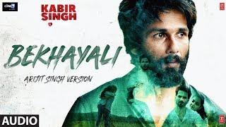 full-bekhayali-arijit-singh-version-kabir-singh-shahid-k-kiara-a-sachet-parampara