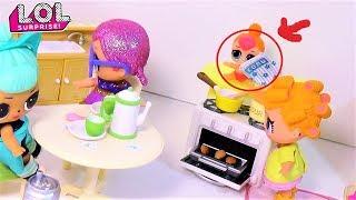 ВОТ ЭТО НАСОЛИЛИ . КУКЛЫ ЛОЛ Мультики с игрушками для девочек L.O.L. Surprise Baby Toys