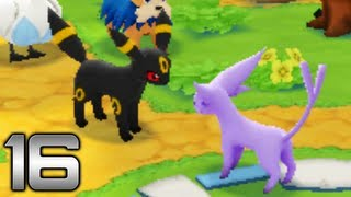 Pokemon Mystery Dungeon: Gates to Infinity - Part 16 - Umbreon and Espeon