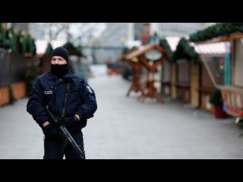 Report: Berlin terror suspect a Tunisian refugee