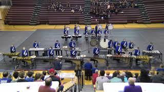 McCallum High School Percussion 2018- Thunder in the Hills Contest