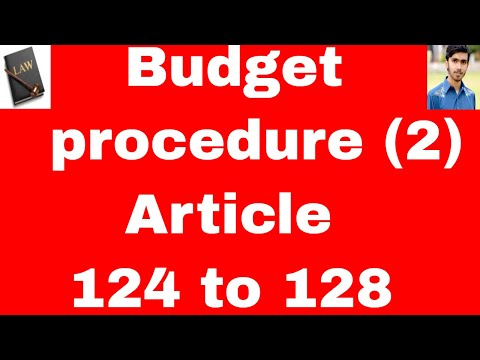 budget-procedure-and-governor-ordinance-article-124-to-128-of-constitution-of-pakistan-1973-in-urdu