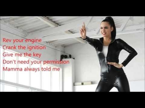 Sofia Carson  - Full Throttle   - lyrics