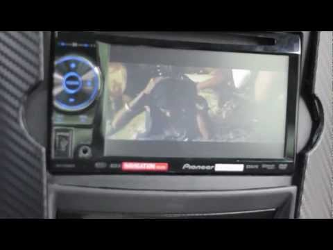 ACURA TL CUSTOM DOUBLE DIN DASH KIT