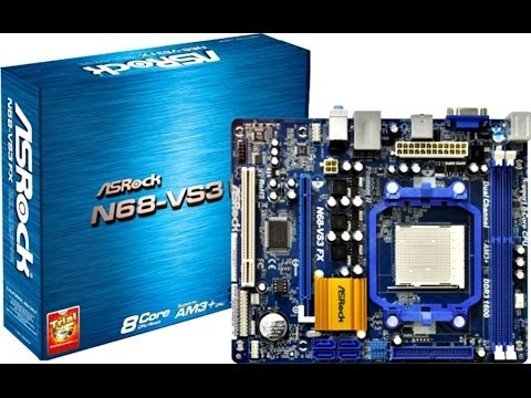 Asrock N68-S3 Treiber Windows XP