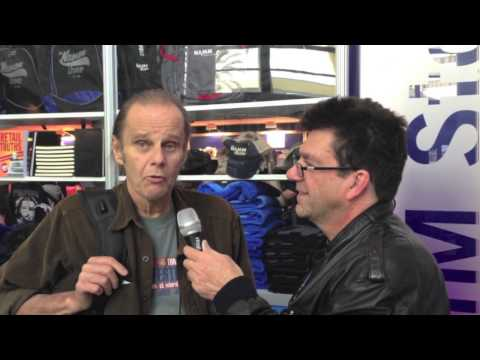 NAMM Show 2015 Coverage Part I Vintage Trouble, Moby Walter Trout and More