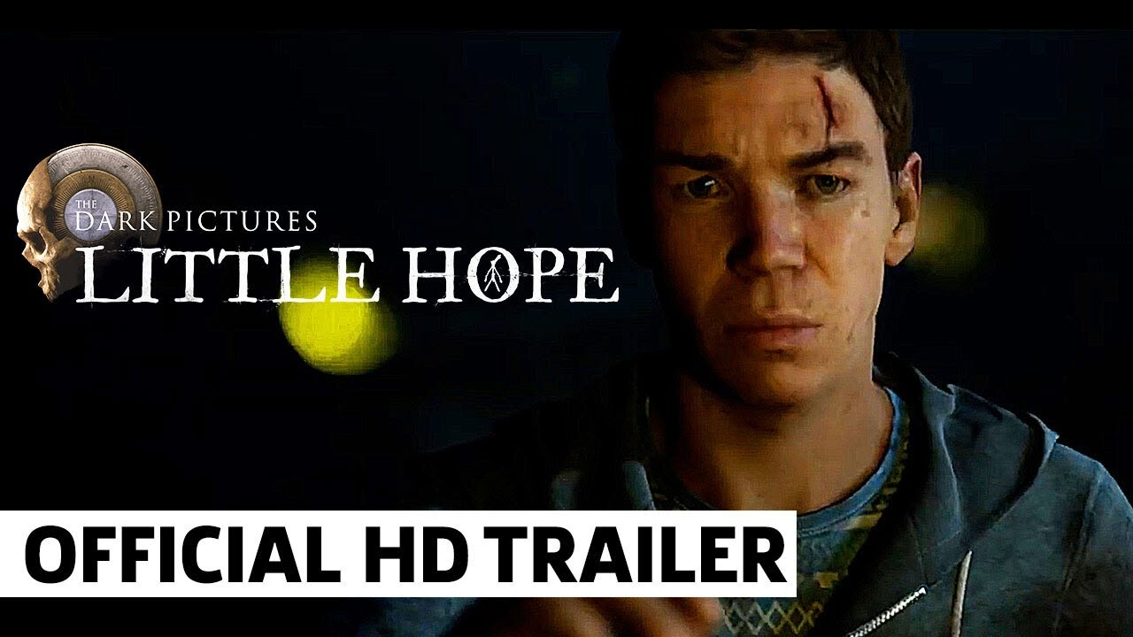 The Dark Pictures Anthology: Little Hope – Accolades Trailer Curator's Cut & Friend's Pass
