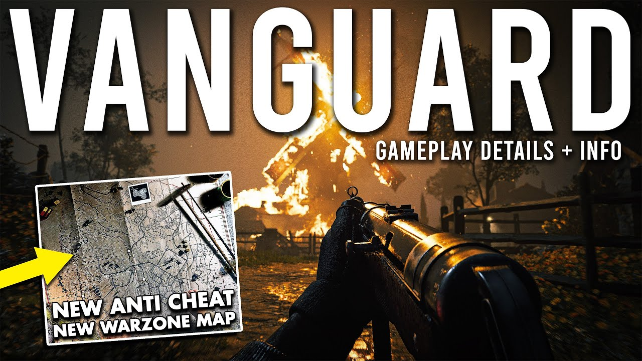 How many maps are there in Call of Duty: Vanguard?