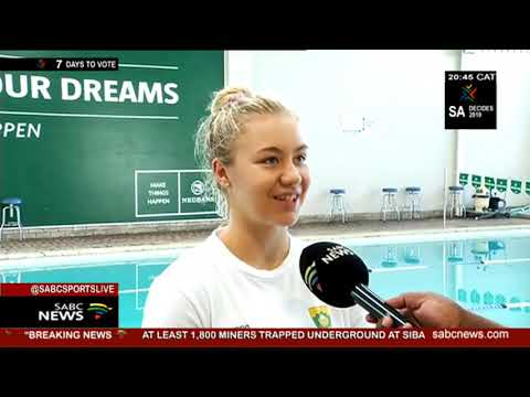 Two PE Synchronised Swimmers Heading To World Championships