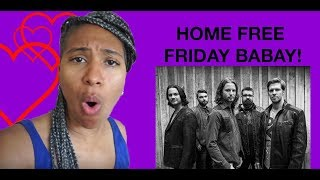 Home Free - How Great Thou Art REACTION DEEVINE